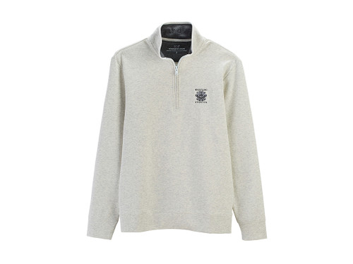 MEN'S VINEYARD VINES® SALTWATER HALF ZIP PULLOVER. WHISTLING STRAITS  LOGO EXCLUSIVELY. 3 COLOR OPTIONS.
