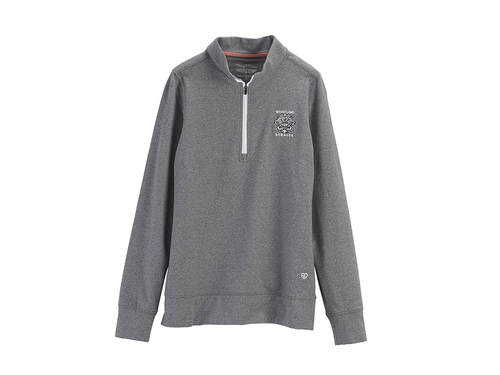 WOMEN'S STRAIGHT DOWN® SKYE QUARTER - ZIP PULLOVER. WHISTLING STRAITS LOGO EXCLUSIVELY. 3 COLOR OPTIONS.