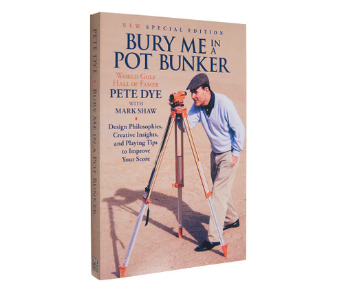 BURY ME IN A POT BUNKER (NEW SPECIAL EDITION)