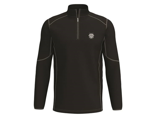 MEN'S CALLAWAY MIDLAYER 1/4 ZIP PULLOVER. WHISTLING STRAITS LOGO EXCLUSIVELY. 2 COLOR OPTIONS.