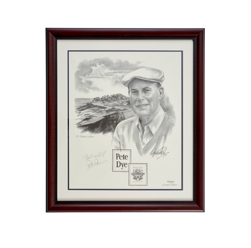 PETE DYE PRINT (LIMITED EDITION)