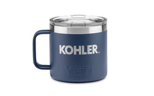 YETI® 14 OZ RAMBLER® MUG. 2 COLOR OPTIONS.