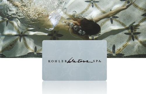 KOHLER WATERS SPA E-GIFT CARD