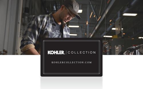 KOHLERCOLLECTION.COM GIFT CARD