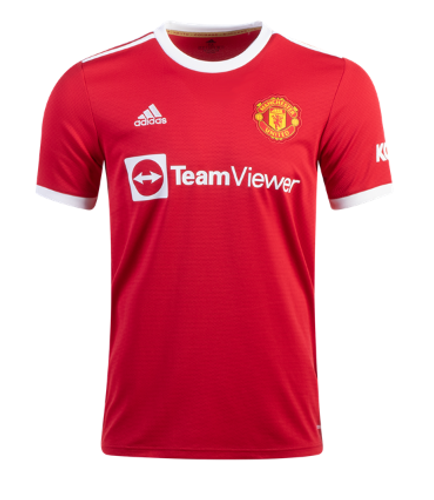 ADIDAS MANCHESTER UNITED HOME REPLICA JERSEY 21/22