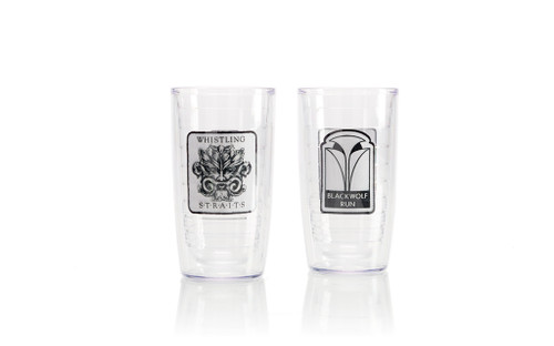 TERVIS 16OZ TUMBLERS, SET OF 2