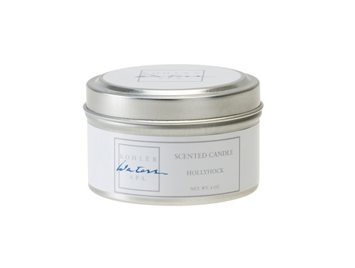 HOLLYHOCK TRAVEL CANDLE