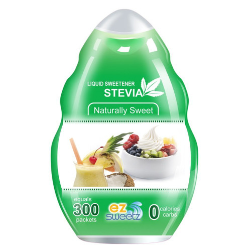 EZ-Sweetz® Liquid Stevia 1.36 OZ 300 Servings