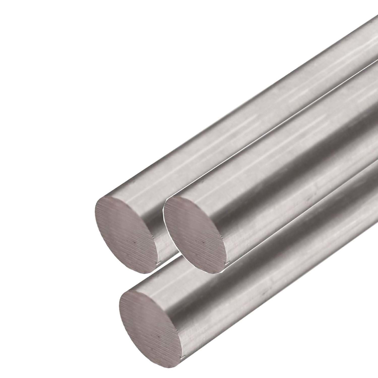 0.218 (7/32 inch) x 12 Feet (3 pieces, 48 inches), 416 CF Stainless Steel Round Rod