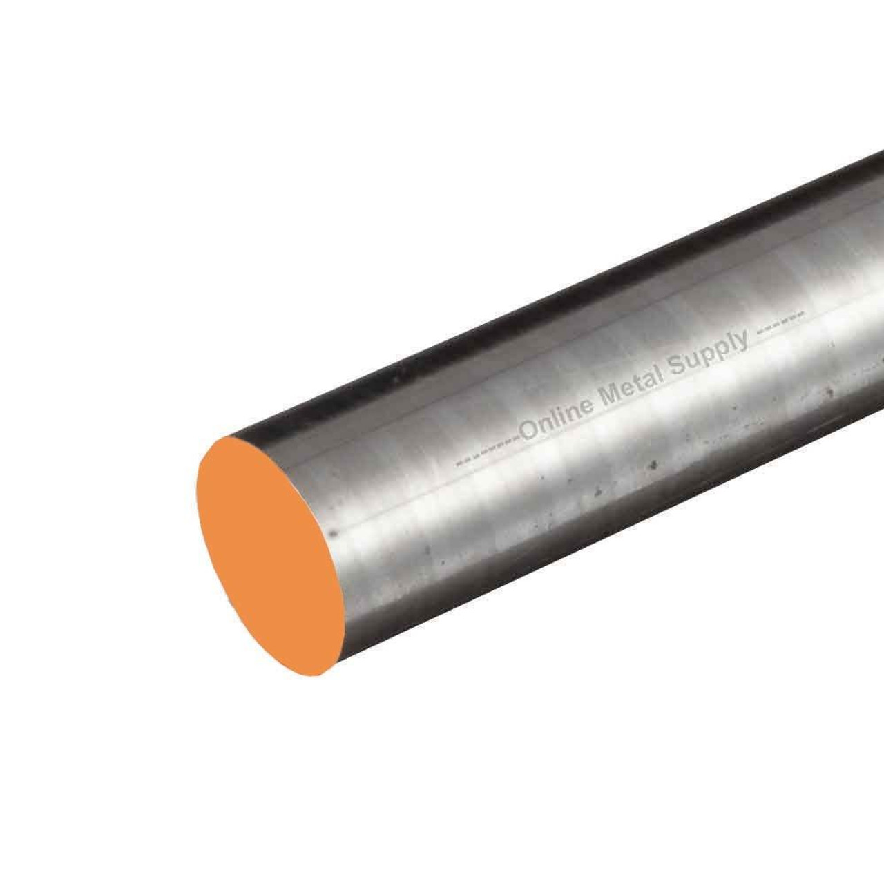 5.000 (5 inch) x 4 inches, 416 RT Stainless Steel Round Rod