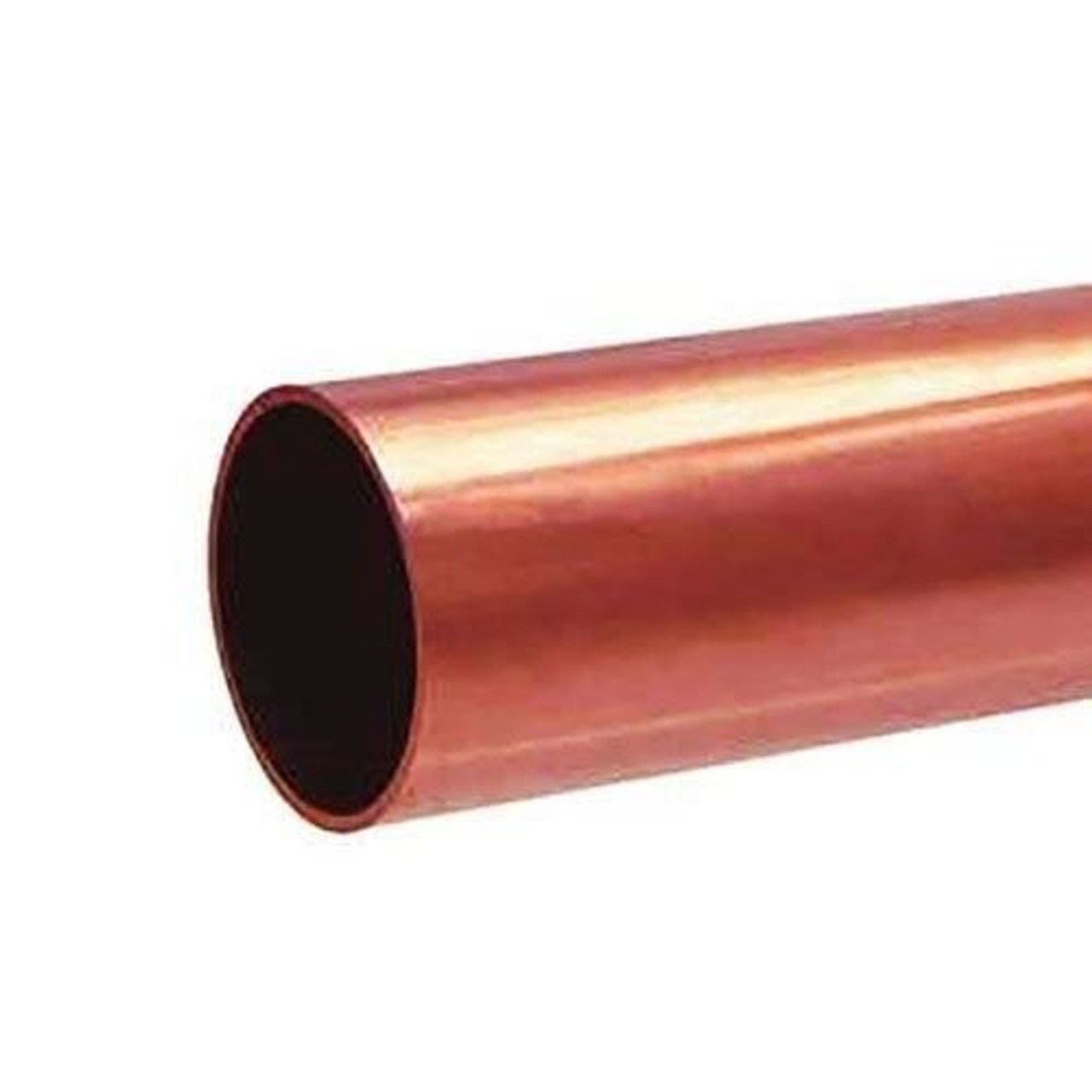Copper Tube, 0.375 (1/4 NPS) x 72 inches, Type L