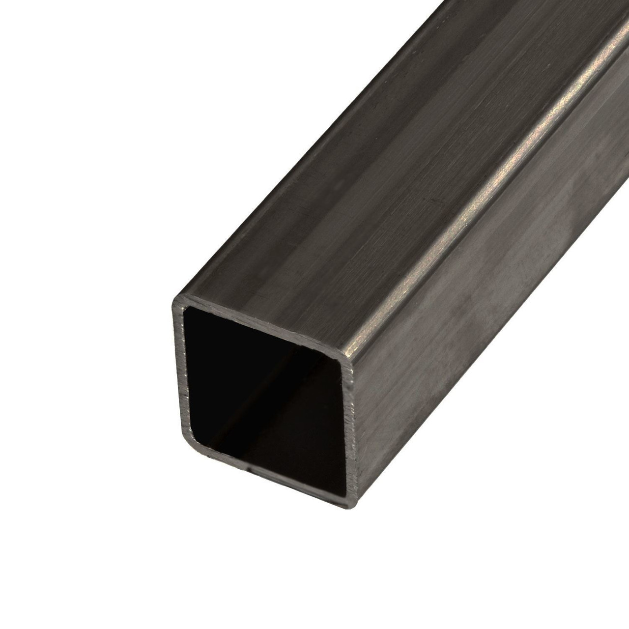 """1"""" x 1"""" x 0.083"""" x 24 inches, Steel Square Tube"""