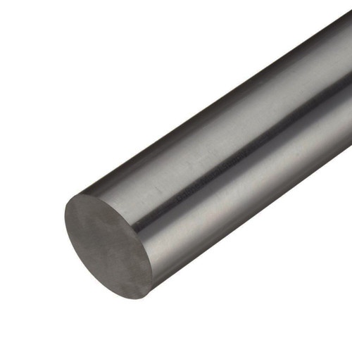 "TZM Molybdenum Round Rod, 0.500"" x 24.875"" long"