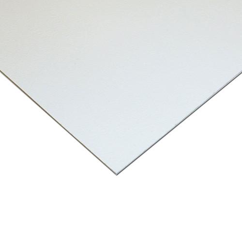 "High Impact Polystyrene Plastic Sheet .040"" x 38"" x 80"" - White"