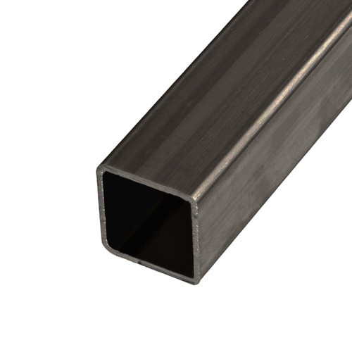 """1"""" x 1"""" x 0.120"""" x 18 Feet (3 pieces, 72 inches), Steel Square Tube"""