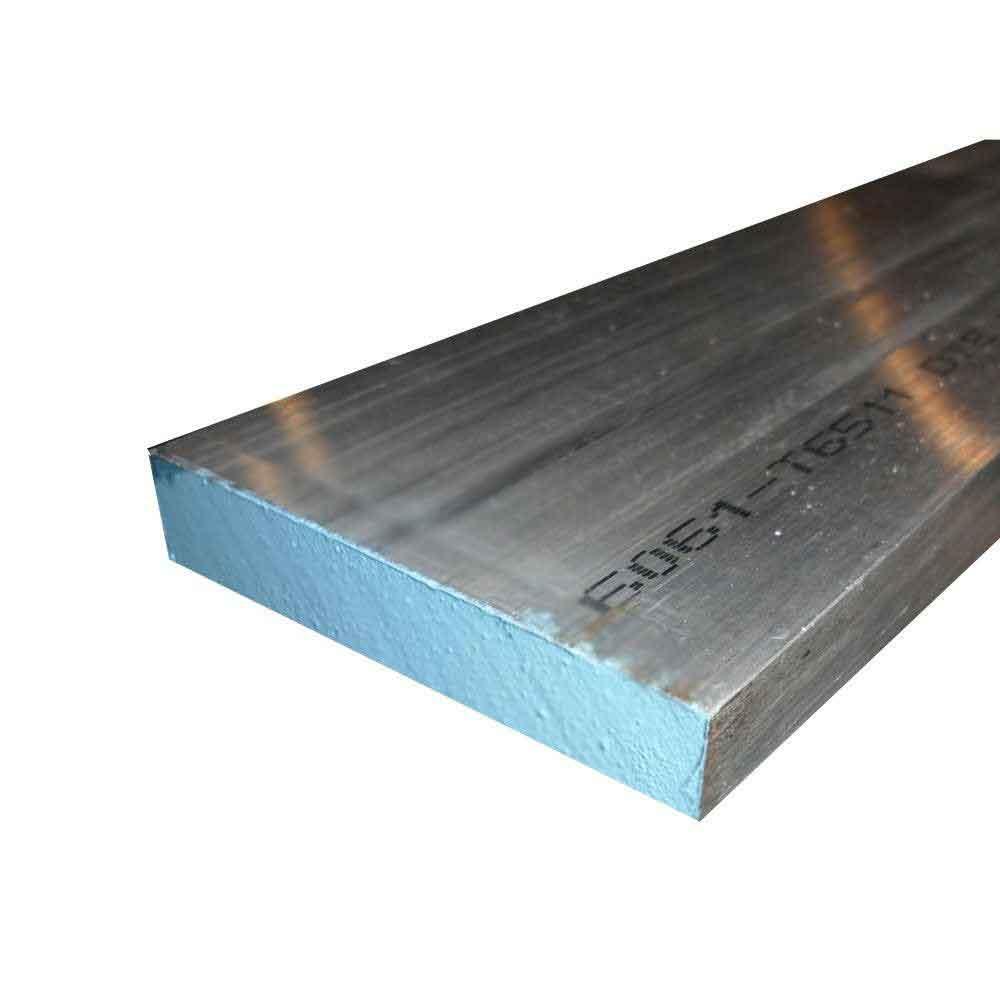 Aluminum Rectangle Flat Bar