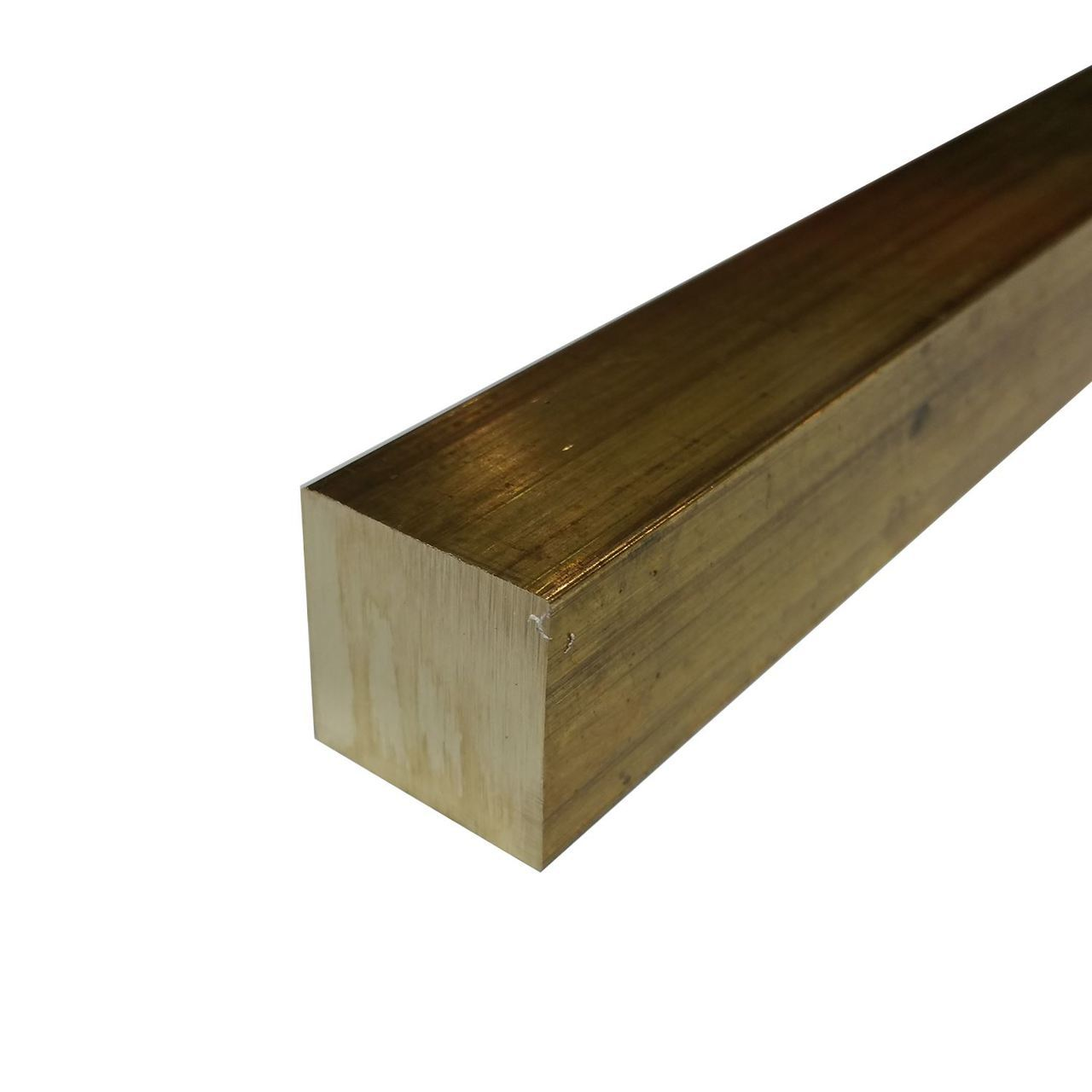Brass Solid Square Bar