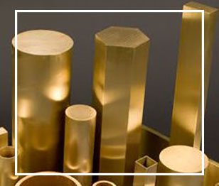 BRASS SHAPES AND ALLOYS