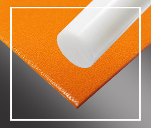 High Density Polyethylene Sheet and Rod