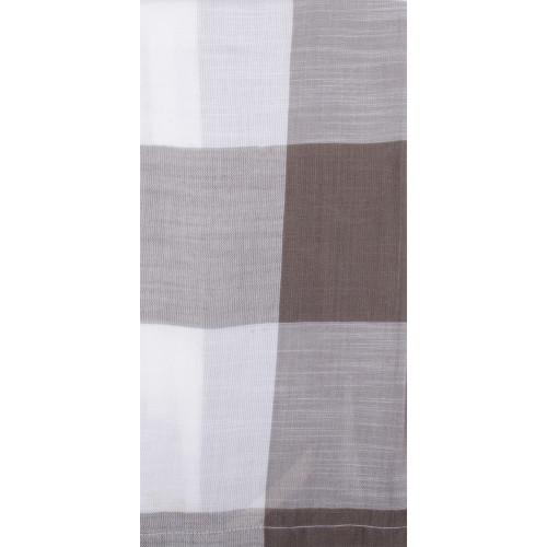 Buffalo Check Cream - Pewter Towel