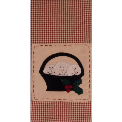 Bucket of Fun Nutmeg Towel