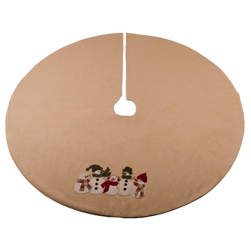 Family of 5 Nutmeg Tree Skirt