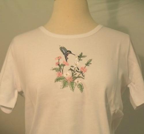 Grandma's Hummingbird Scoop