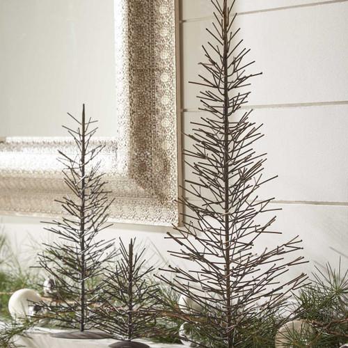 NATURAL METAL TREE SMALL