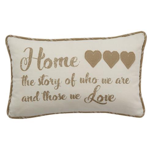 HOME STORY PLW 12X20 POL