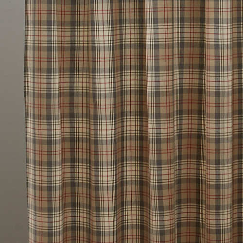 GENTRY SHOWER CURTAIN 72X72