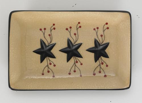 STAR VINE SPOON REST