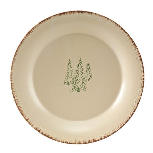 RUSTIC RETREAT DINNER PLT