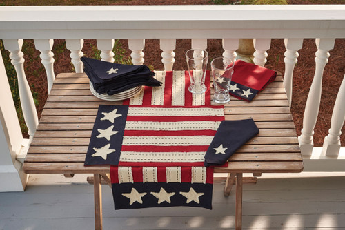 STAR SPANGLED PLACEMAT