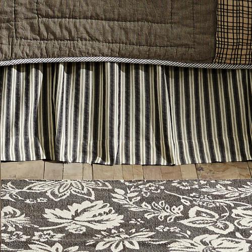 Ashmont Queen Bed Skirt 60x80x16