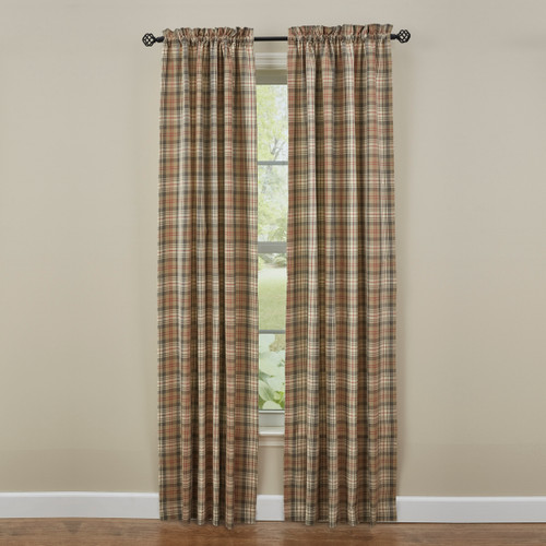 GENTRY LINED PANELS 72X84