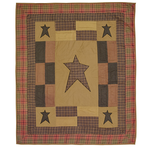 Stratton Quilted Throw 60x50