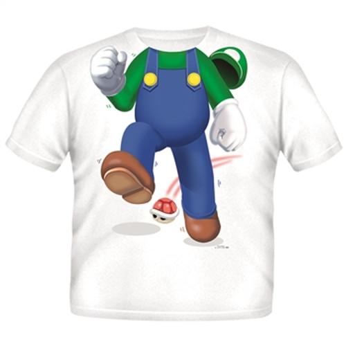 Wanna Be - Luigi