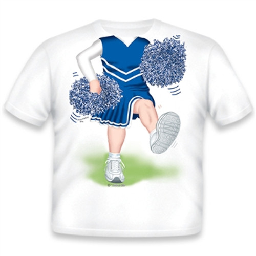 Wanna Be - Cheerleader (Blue)