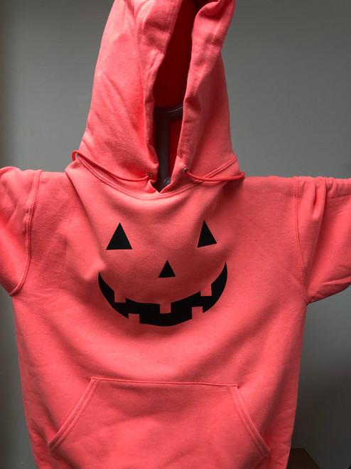 Pumpkin Face Hoodie