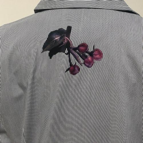 Finch & Blossoms 3/4 Sleeve Shirt