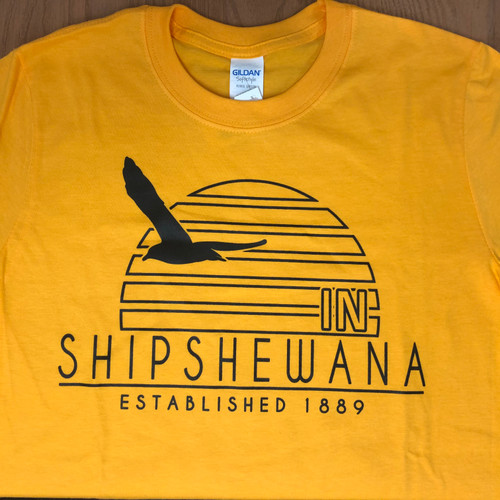 Sunset Shipshe T-Shirt