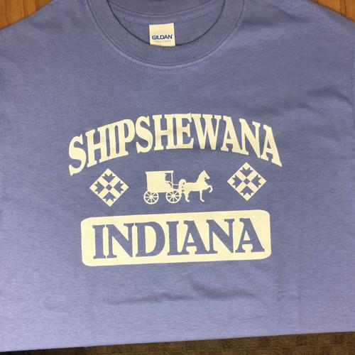 White Quilt Shipshe T-Shirt