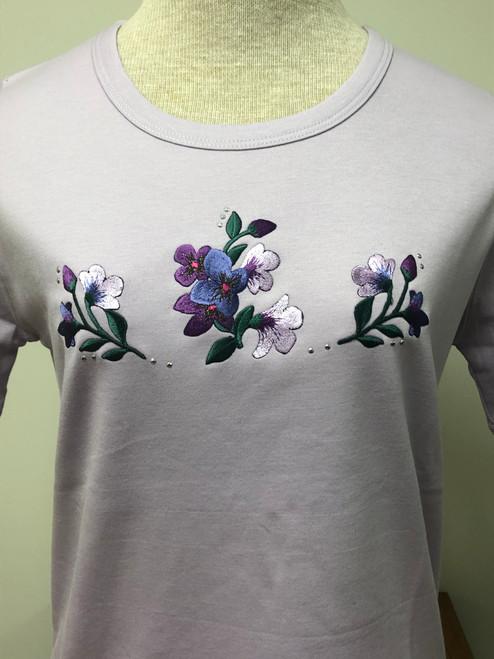 Purple Bouquet Scoop