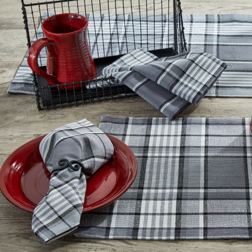 Grey Area Placemat