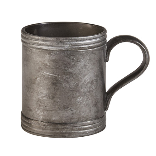 ANTIQUE FARMHOUSE MEASURING CUP TUMBLER