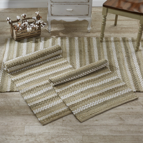 IN THE MEADOW CHINDI RUG RUNNER 2X6