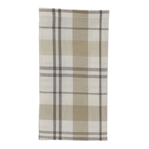 IN THE MEADOW PLAID NAPKIN