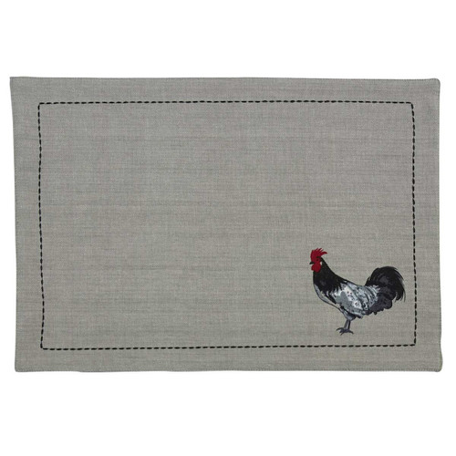 CHICKEN COOP PLACEMAT