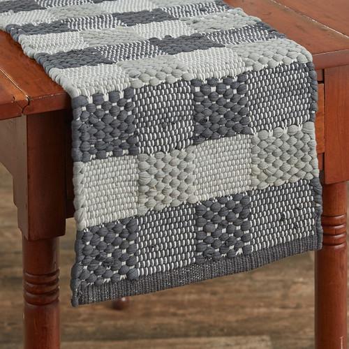 GREYSTOKE CHINDI TABLE RUNNER 13X54