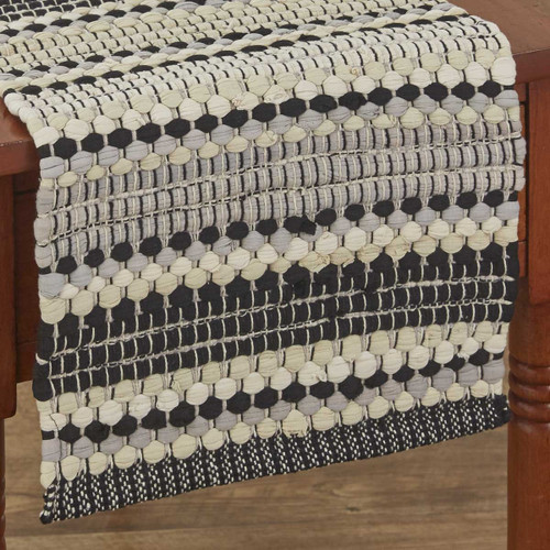 CROSSROADS CHINDI TABLE RUNNER 13X54